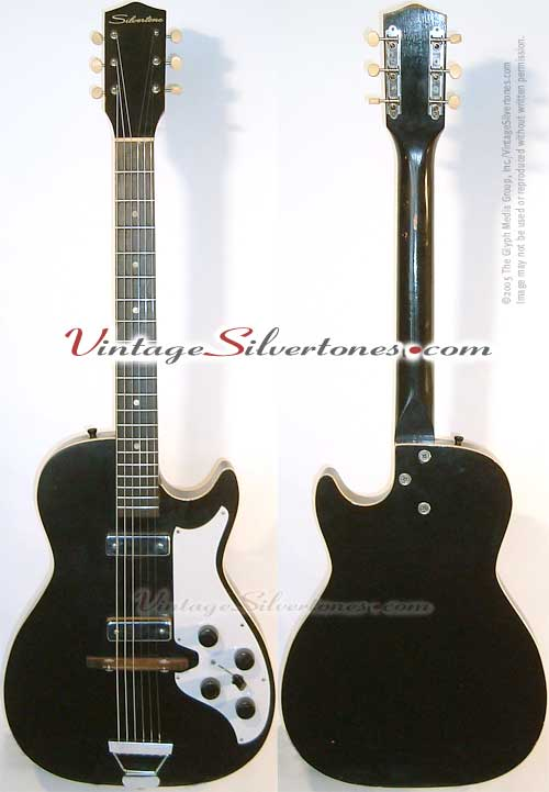 Old Silvertone Question Harmony Central